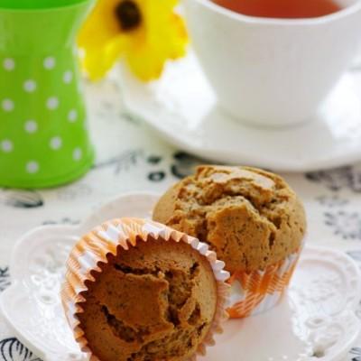 发现红茶的独特魅力——风味独特的清新奶茶马芬