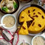 【葡萄干南瓜发糕】健康早餐DIY,心意满满的30道爱心早餐!