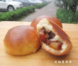 自制叉烧酱做出好吃的叉烧肉面包