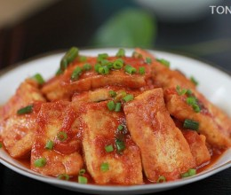 夏日里让你打开味蕾的酸辣开胃豆腐----调制销魂酸辣味的秘方