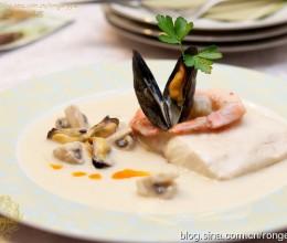 从两道鱼菜看中西餐的差别