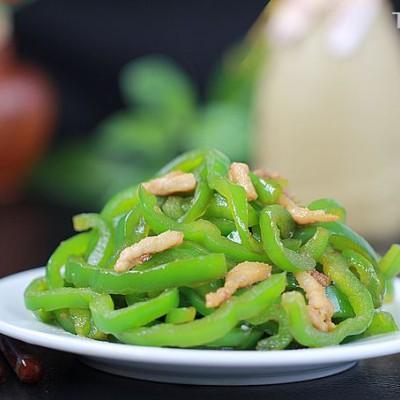 青椒肉丝的5分钟最完美攻略----请改变你切青椒的刀法!
