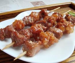 老北京烤肉串的家庭做法