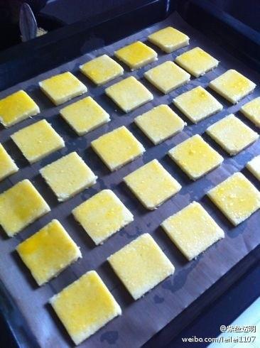 简单一小步朴素饼干变身倍量夹心小饼--乳酪夹心酥饼