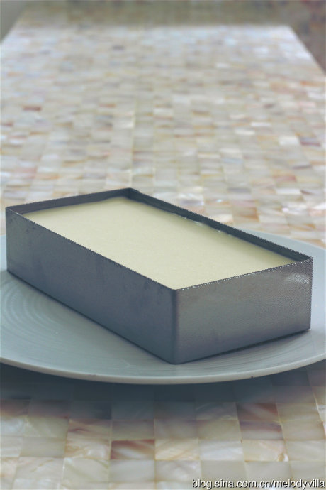 绢豆腐芝士蛋糕SilkenTofuCheesecake免烤版