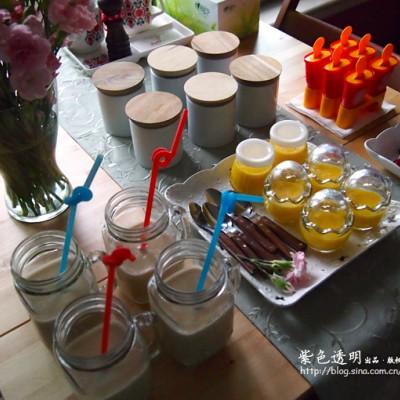 如何搞定自家派对上的多人下午茶--记录我家碰头会的那个下午