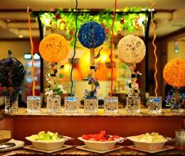 实拍,四星级的美味甜点和特色烧烤盛宴----沈阳盛贸饭店咖啡苑
