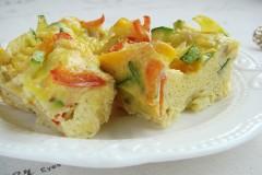 巧用冰箱剩菜自制完美小食的零失敗秘訣:一刻鐘速成美味烘蛋