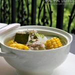 【玉米冬瓜煨圈圈骨】?暖心又暖胃,居家常備36款營養湯煲!