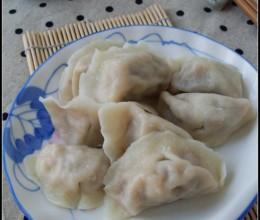 用这个季节最旺销的谷物做饺子馅——玉米猪肉馅饺子