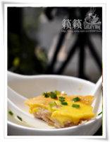 【虾仁蒸汽水肉】鲜味三合一的无油烟蒸菜!
