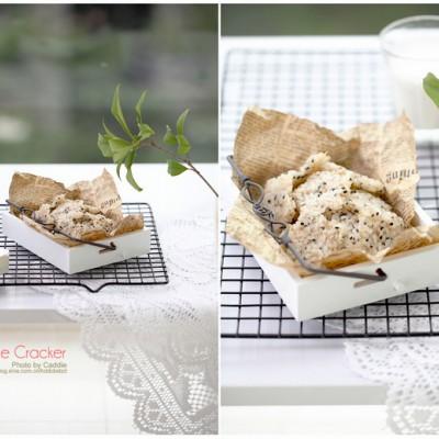 剩米饭变身健康小零食———坚果米饼(改良版)