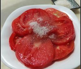 治口腔溃疡食疗效果极佳的凉拌菜——白糖拌西红柿