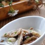 【荸荠肚片汤】脆嫩清甜无异味的猪肚汤怎么做?