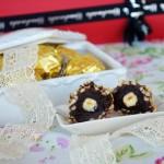 爱,要大声说出来——自制费列罗巧克力