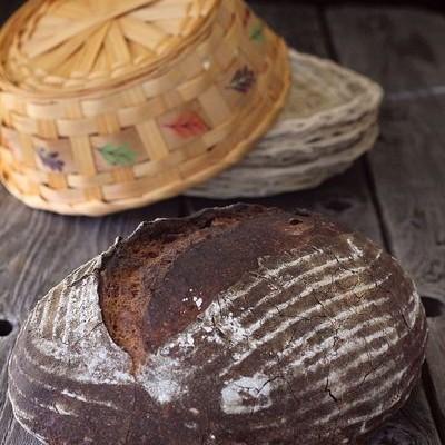 黑麦天然酵种辣味欧包-火热的墨西哥风味