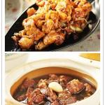 左宗棠雞與肉骨茶——有趣的名字,美味的菜