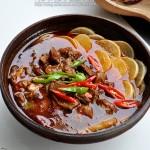 """【萝卜煨牛腩】牛肉的18种家常""""解馋""""吃法"""