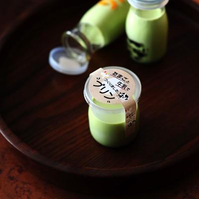 抹茶布丁-----自己动手做冰凉软滑的意式甜品