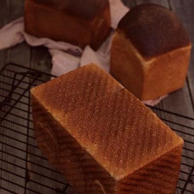 天然酵种炼乳吐司-甜蜜的代价