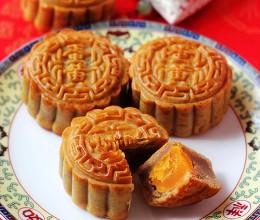 广式蛋黄VS自来红VS酥皮枣泥-3种中国风月饼做法