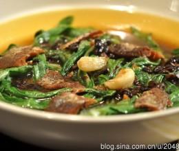 豆豉鲮鱼油麦菜:两种经典做法比较