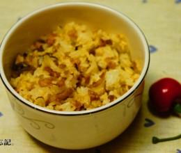 【下厨记】做给妈妈吃的温情酸菜肉末炒饭