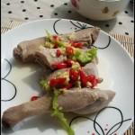 防秋燥的开胃菜——柠檬酸辣鸭