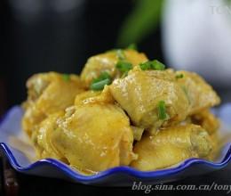 一招调出好吃的咖喱酱成就口水咖喱鸡