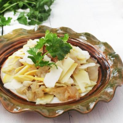 三分钟打造中秋家宴的清爽下酒菜——凉拌三鲜(附30道美味下酒菜)