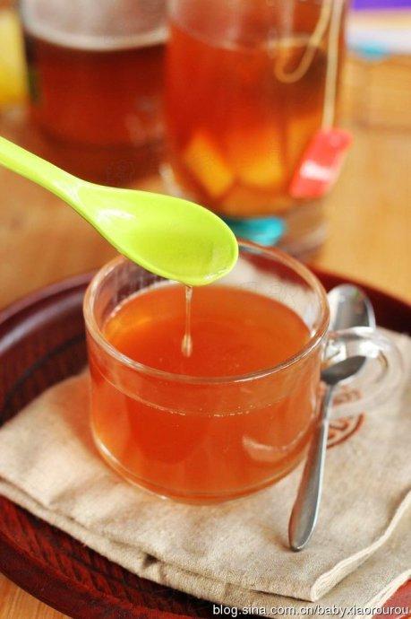 自制一款保湿抗燥的当令水果茶——【水果红茶】