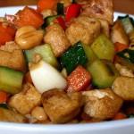 周末美食:国庆假期没有计划其实也是一种计划【宫保豆腐】