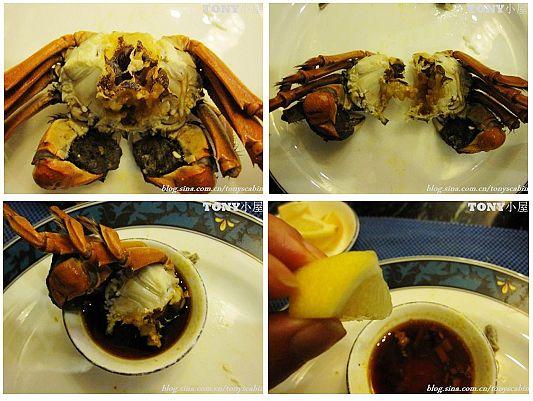 最佳食蟹季如何快速拆解大闸蟹把其享受到极致
