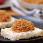 真的很容易----自制辣味肉松&咖喱海苔肉松(湯渣大變身)