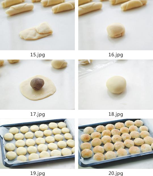 【绿豆酥饼】——超详细步骤包教会酥皮点心(附绿豆沙做法)