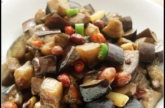 """祈和""""中秋国庆,双节同庆""""祈和美食大赛活动——酱爆辣子茄丁"""