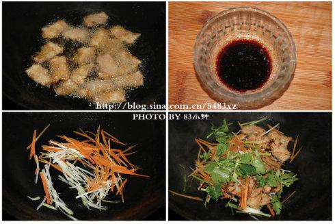 详解一道老少皆宜的东北名菜。【锅包肉】