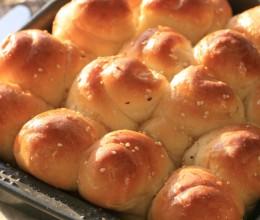 破解风靡街头巷尾的韩国烤馒头------蜂蜜小面包