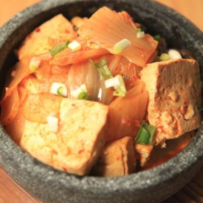 12种家常豆腐的下饭做法【泡菜炖豆腐】