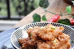 【玫瑰腐乳粉蒸肉】百分百纯手工自制粉蒸肉!