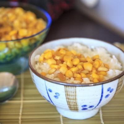 《黄金满地》,套个好彩头,简单到只需盐巴调味就很好吃的一道菜