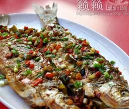 【香煎刁子鱼】在家也能做出完美口感的酒楼人气菜!