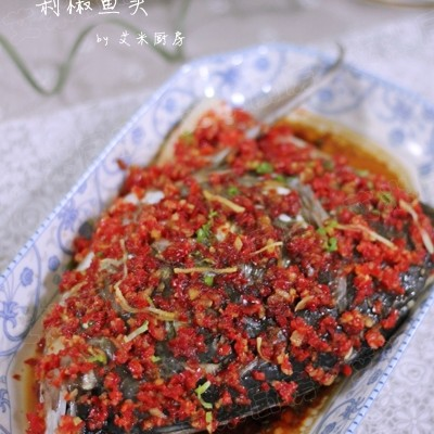 简单步骤做出红火大菜【剁椒鱼头】