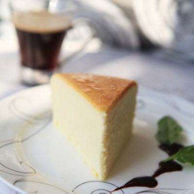 21张步骤图、8条心得细说【轻乳酪蛋糕】