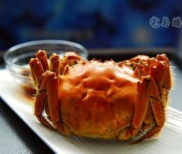 舌尖味蕾的极致享受:陈年花雕焗大闸蟹