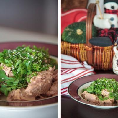 《香拌吞拿鱼》,3分钟懒人料理之罐头变身成一道美味菜