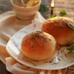 无糖低脂面包也美味-迷迭香意式香料面包