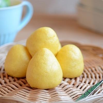 最香甜可口的西北小点:沙枣玉米窝头