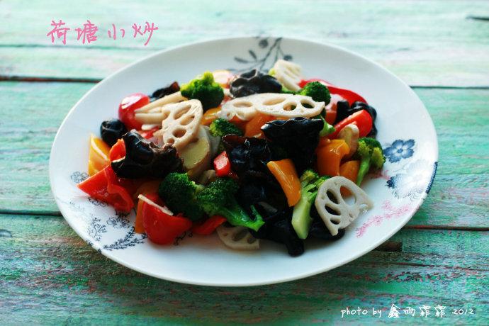 5分鐘快手秋冬潤燥養生美容菜