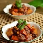 最适合冬天吃的一款暖身菜——土豆焖牛腩